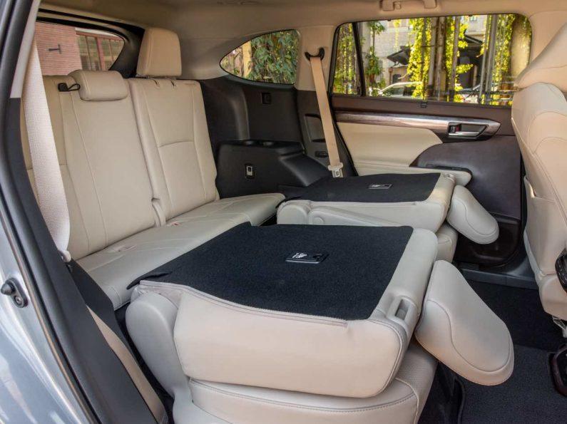 2020 Toyota Highlander 4th Generation More Cargo